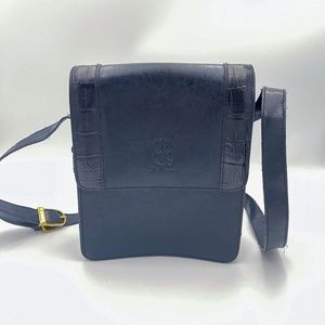 Bellerose Crossbody leather Handbag